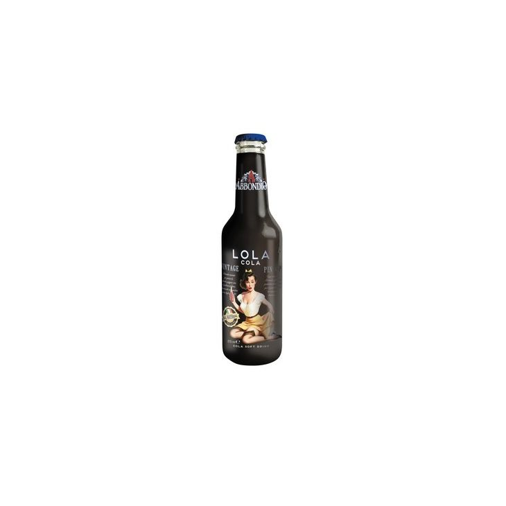 Soda au cola Lola 27.5 cl Abbondio