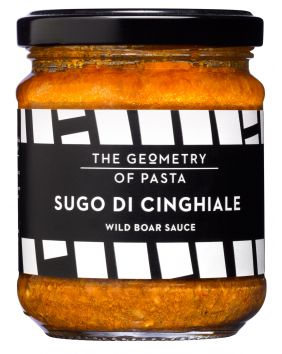 Sauce au sanglier Geometry of Pasta 180 g