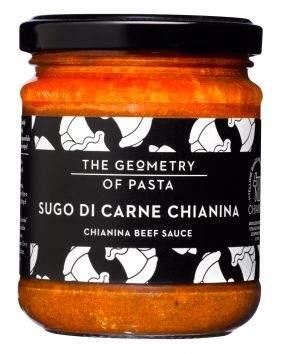 Sauce bolognaise de Chianina Geometry of Pasta 180 g