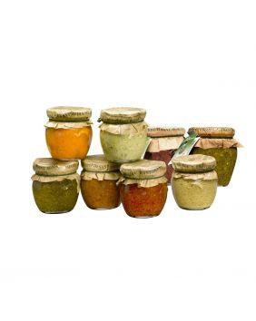 Assortiment de crèmes Sant'Agata