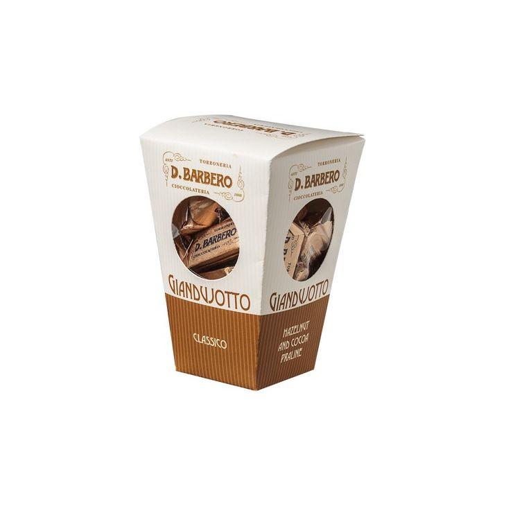 Giandujotto chocolat aux noisettes 150 g Barbero