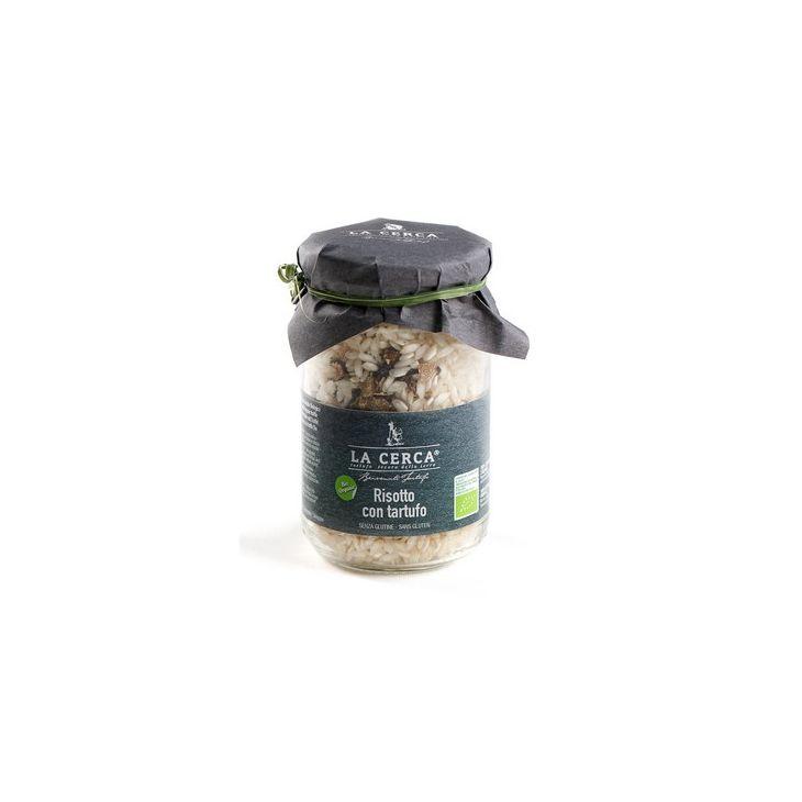 Risotto à la truffe d'été BIO 200 g La Cerca