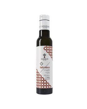 Huile d'olive des Pouilles au goût intense Guglielmi 25 cl