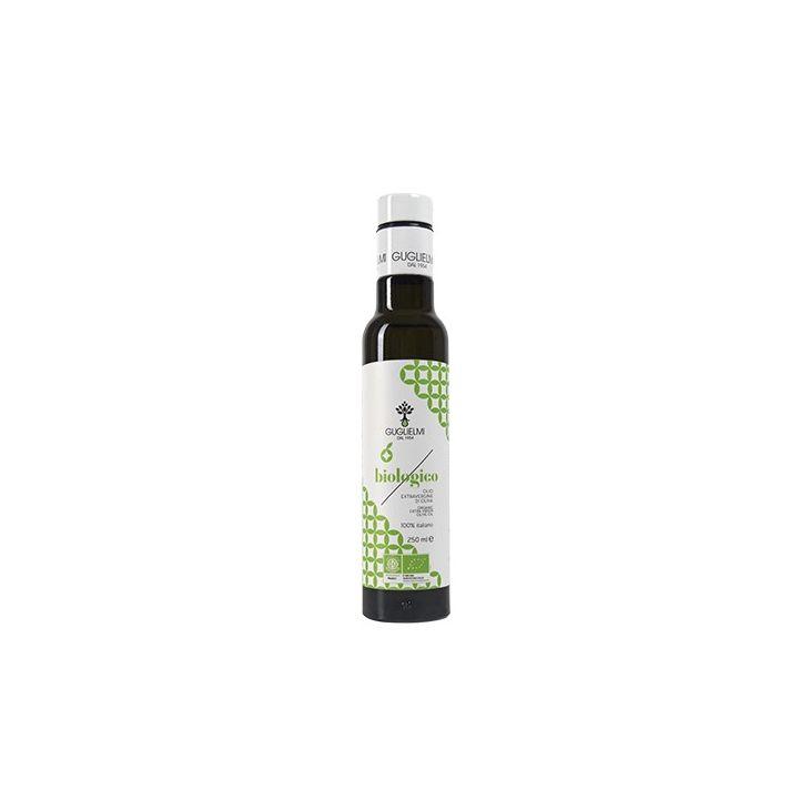 Huile d'olive des Pouilles BIO Guglielmi 25 cl