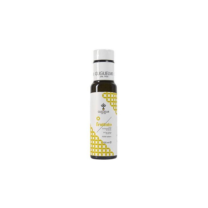 Huile d'olive des Pouilles au goût fruité Guglielmi 10 cl