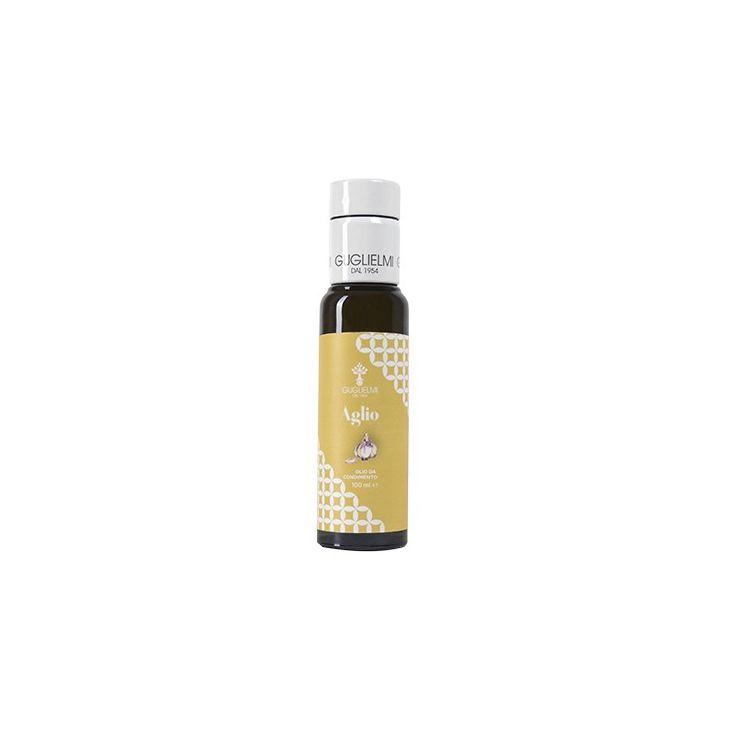 Huile d'olive extra vierge ail Guglielmi 10 cl