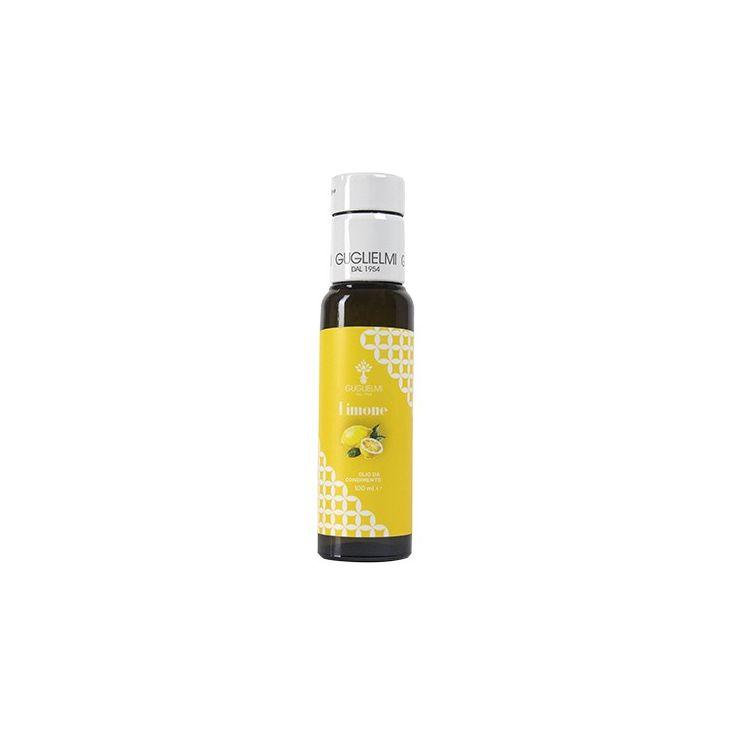Huile d'olive extra vierge citron Guglielmi 10 cl