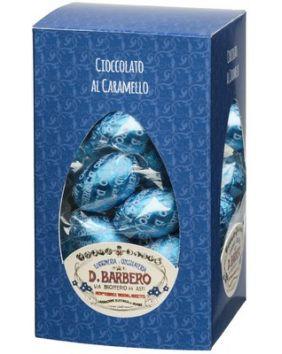 Œufs mini chocolat au caramel 200 g Barbero