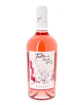 Rosé di syrah Tellus Lazio IGP 75 cl