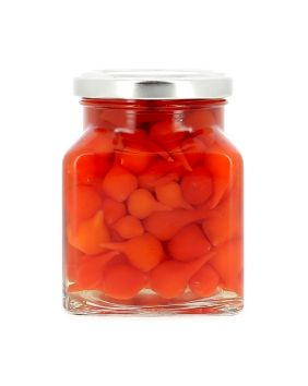 Mini poivrons à l'aigre douce 310 g Giovagnini