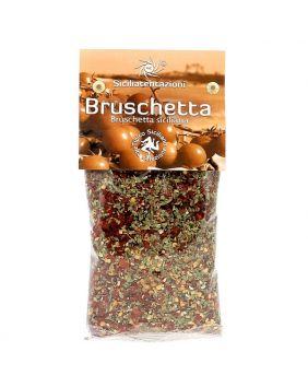 Préparation pour Bruschetta