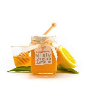 Miel de fleurs de citronniers de Sicile