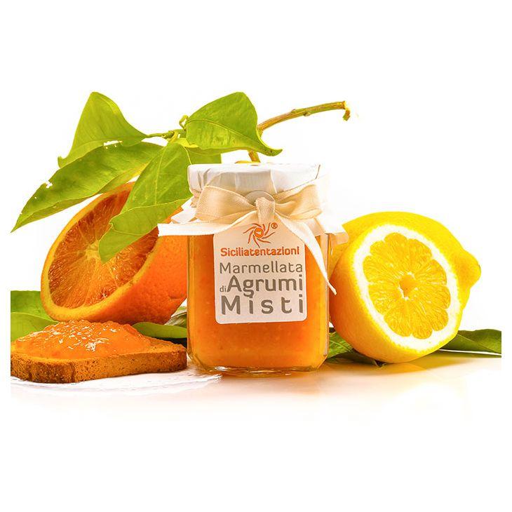 Marmelade d'agrumes de Sicile