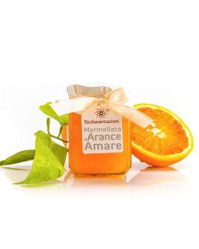 Marmelade d'oranges amères de Sicile