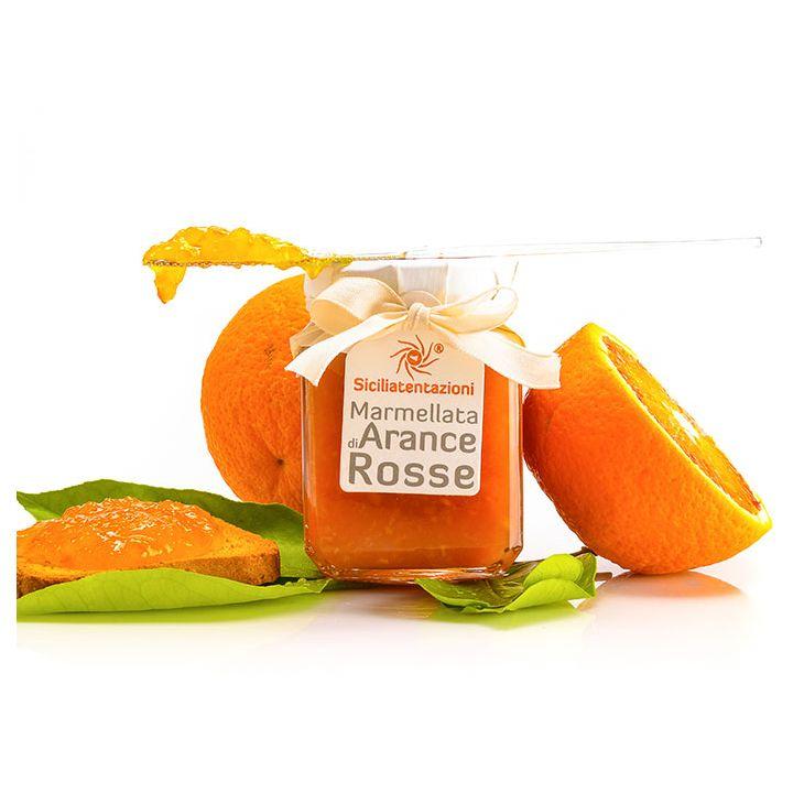 Marmelade d'oranges sanguines de Sicile