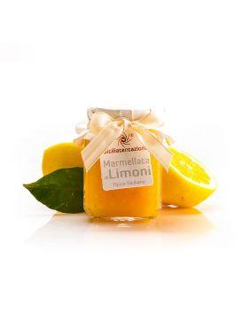 Marmelade aux citrons de Sicile