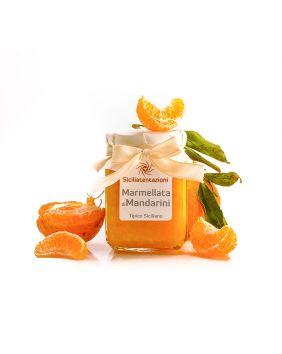 Marmelade de mandarines de Sicile