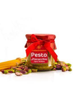 Pesto de pistaches de Sicile