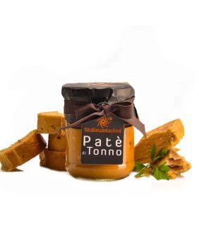 Paté de thon Sicilia Tentazioni 200 g