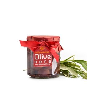 Olives noires Nocellara de Sicile