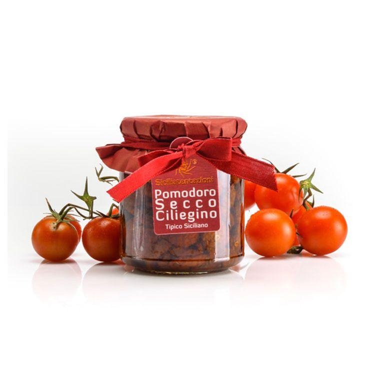 Tomates cerises séchées Sicilia Tentazioni 280 g