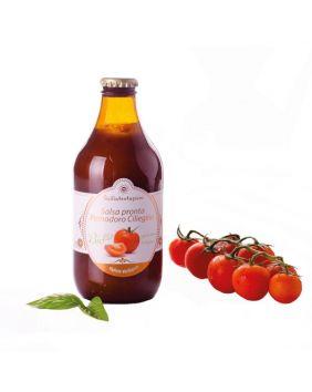 Sauce de tomates cerises siciliennes BIO Sicilia Tentazioni