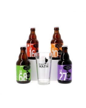 Offre spéciale bières artisanales du Birrificio Math