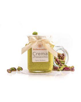 Crème de pistaches de Sicile Sicilia Tentazioni