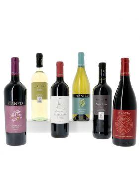 Découverte des vins de Sicile