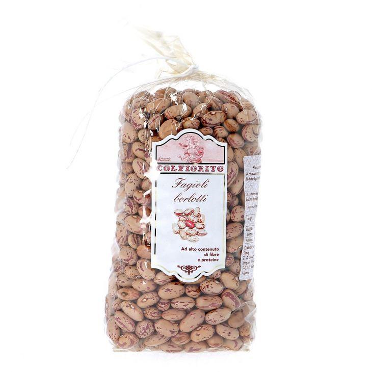 Haricots Borlotti sec Colfiorito 500 g