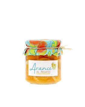 Oranges du verger au sirop La Baita 300 g