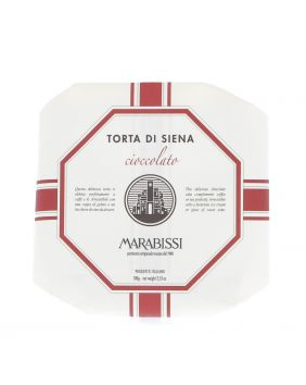 Panforte toscan au chocolat Marabissi