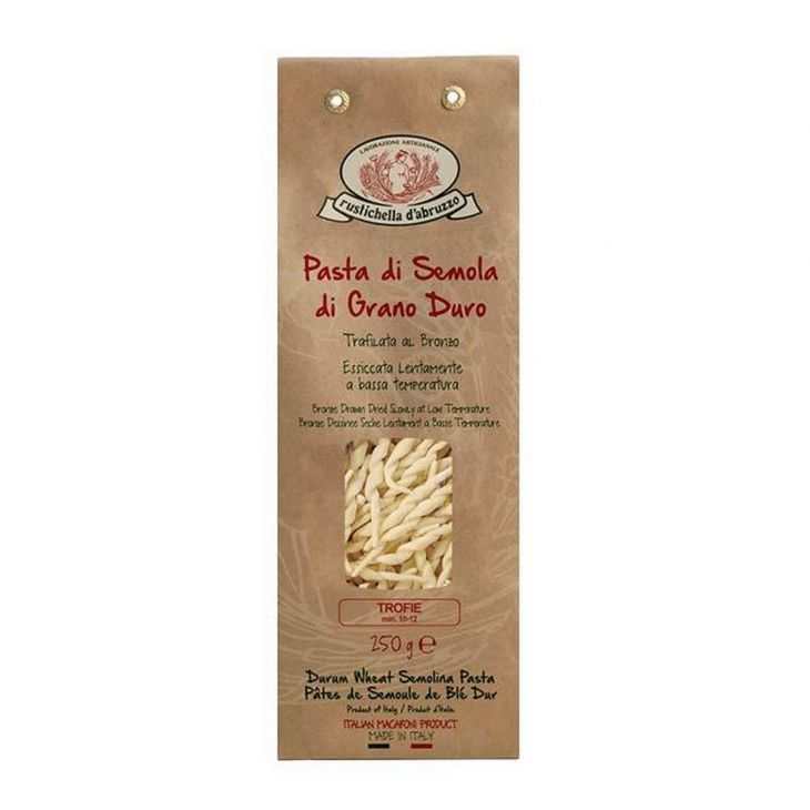 Trofie artisanales Rustichella 250 g