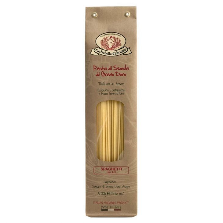 Spaghetti artisanaux Rustichella