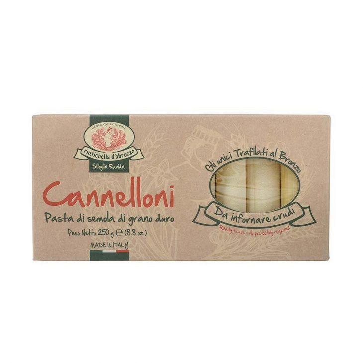 Cannelloni artisanaux Rustichella