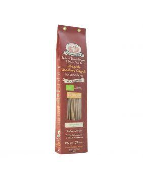 Spaghetti au blé complet Senatore Cappelli BIO 500 g Rustichella