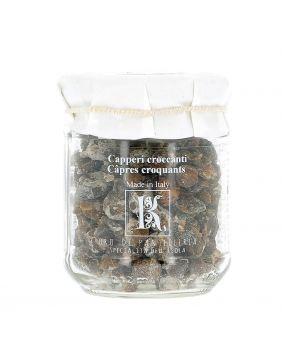 Câpres croquantes au sel 50 g Kazzen