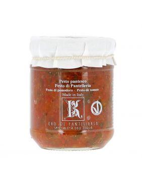 Pesto pantesco di Pantelleria 180 g Kazzen