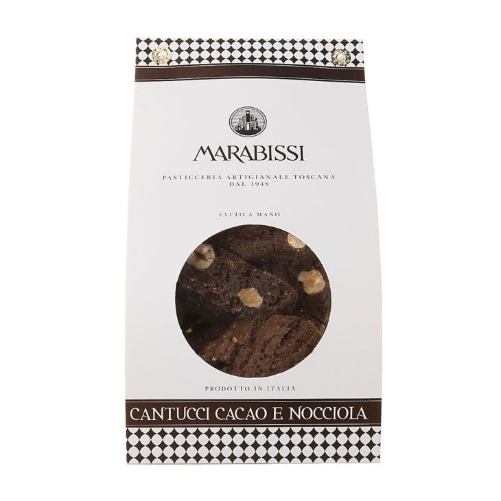 Cantucci noisettes & cacao 200 g