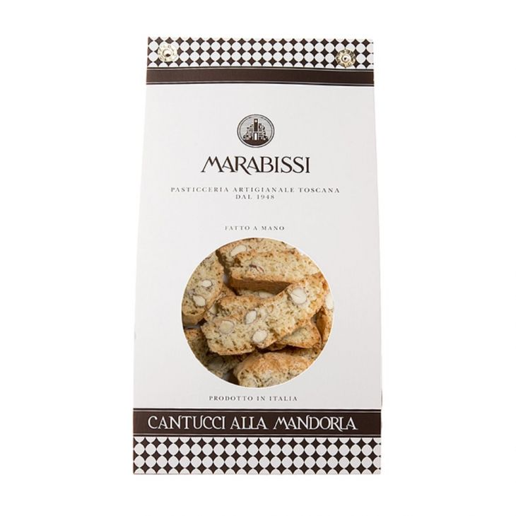 Cantuccini aux amandes Marabissi 200 g