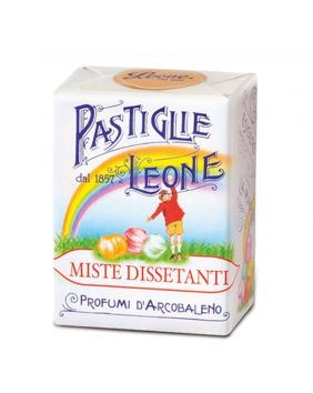 PASTILLES LEONE ASSORTIES 30 g