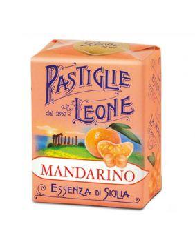 PASTILLES LEONE À LA MANDARINE 30 G