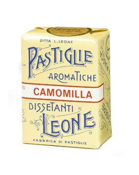 PASTILLES LEONE À LA CAMOMILLE 30 G