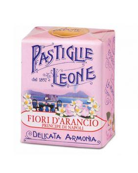 PASTILLES LEONE FLEUR D'ORANGER 30 G
