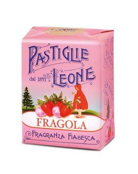 PASTILLES LEONE FRAISE 30 G