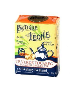 PASTILLES LEONE au thé vert à la menthe 30 G