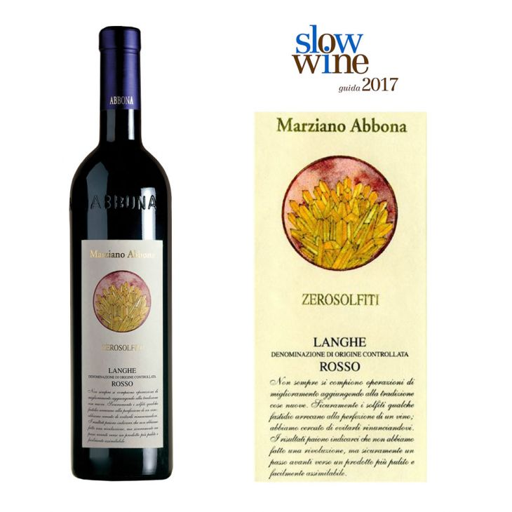 Langhe rosso DOC (M. Abbona 2008)