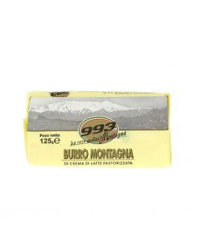 Beurre de montagne 125 g