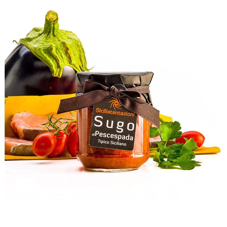 Sauce à l'espadon Sicilia Tentazioni
