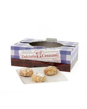 Marasche fourrés à la crème d'amande 500 g Cerasani